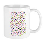 Colorful Star Pattern Mug