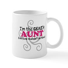 Cute Aunt Mug