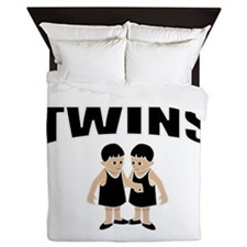 Daddy of Twins cigars Queen Duvet