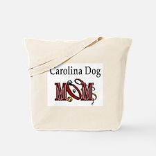 Carolina Dog Mom Tote Bag
