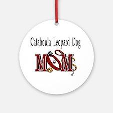 Catahoula Leopard Dog Ornament (Round)