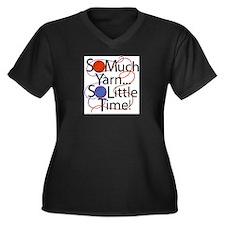 So Much yarn Plus Size T-Shirt
