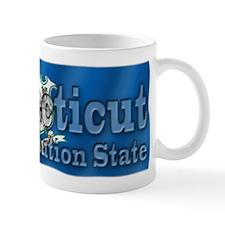 Connecticut The Constitution  Mug