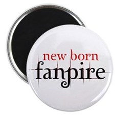 New Born Fanpire Magnet