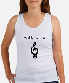 Treble Maker Women's Tank Top