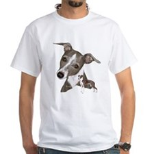 Italian Greyhound art Shirt