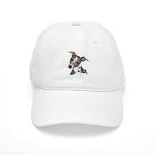 Italian Greyhound art Baseball Cap