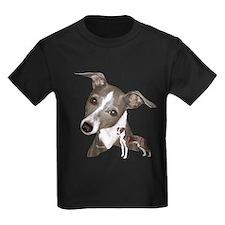 Italian Greyhound art T