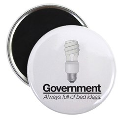 Government Ideas Magnet