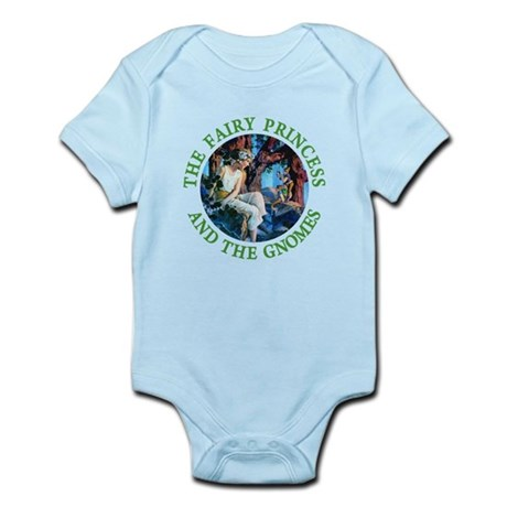 Princess and the Gnomes Infant Bodysuit