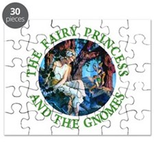 Princess and the Gnomes Puzzle