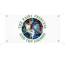 Princess and the Gnomes Banner