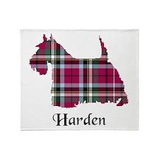 Terrier - Harden Throw Blanket