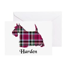 Terrier - Harden Greeting Card