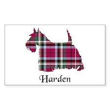 Terrier - Harden Decal