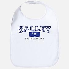 Sally South Carolina, SC, Palmetto State Flag Bib