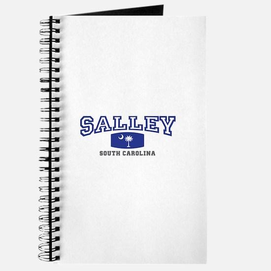 Sally South Carolina, SC, Palmetto State Flag Jour