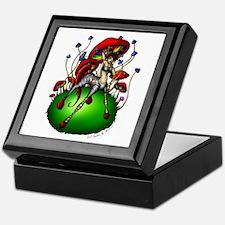 Shroom Centauri Keepsake Box