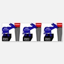 Legalized Theft Bumper Bumper Sticker