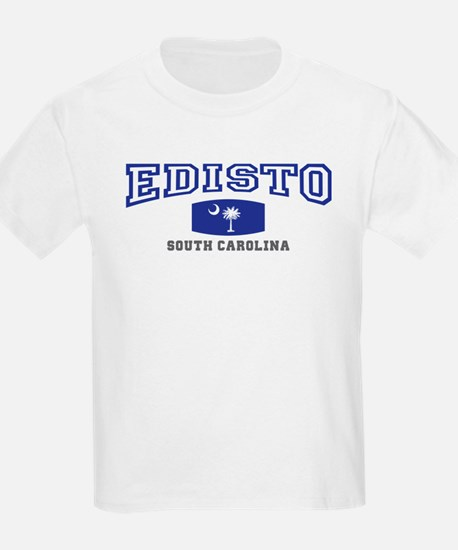 Edisto South Carolina, SC, Palmetto State Flag Kid