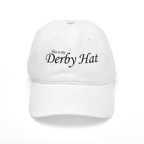 This is my Derby Hat Cap