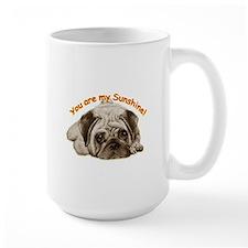 pug love Mug