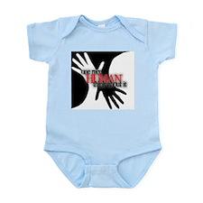 ONE RACE: HUMAN Infant Bodysuit