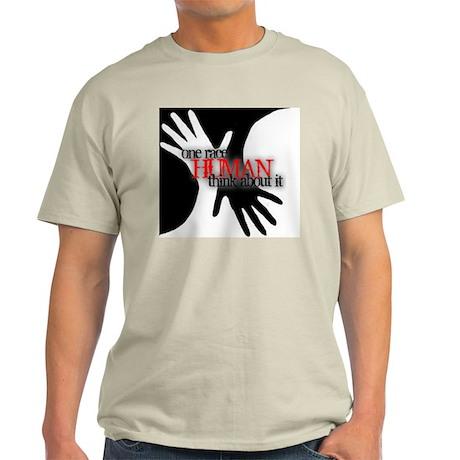 ONE RACE: HUMAN Light T-Shirt