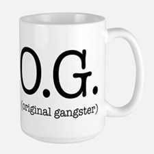 O.G. (original gangster) Large Mug