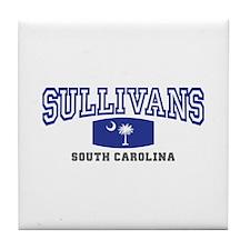 Sullivan's South Carolina, SC, Palmetto State Flag