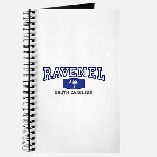 Ravenel South Carolina, SC, Palmetto State Flag Jo