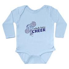 New Section Long Sleeve Infant Bodysuit