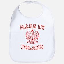 Made In Poland Bib