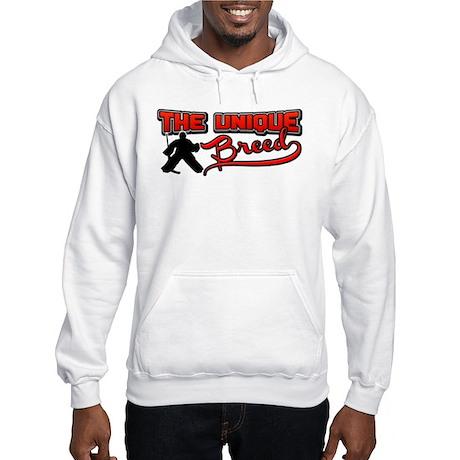 Hockey Goaltender Goalie Hooded Sweatshirt