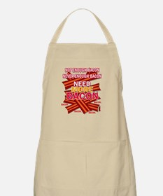 Never Enough Bacon Apron