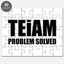 TEiAM Problem Solved Puzzle
