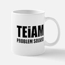 TEiAM Problem Solved Mug