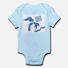 lakes Infant Bodysuit