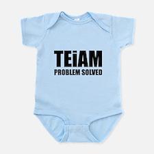 TEiAM Problem Solved Infant Bodysuit