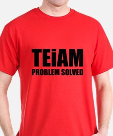 TEiAM Problem Solved T-Shirt