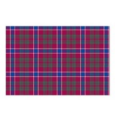 Tartan - Harkness Postcards (Package of 8)