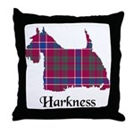 Terrier - Harkness Throw Pillow