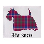 Terrier - Harkness Throw Blanket