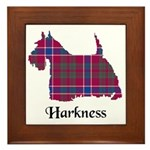 Terrier - Harkness Framed Tile