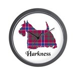 Terrier - Harkness Wall Clock