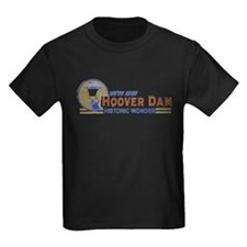 boulder-dam-sign3-T T-Shirt