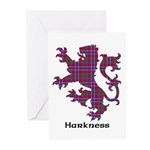 Lion - Harkness Greeting Cards (Pk of 10)
