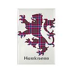 Lion - Harkness Rectangle Magnet (10 pack)