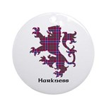 Lion - Harkness Ornament (Round)
