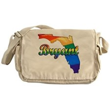 Bryant, Florida, Gay Pride, Messenger Bag
